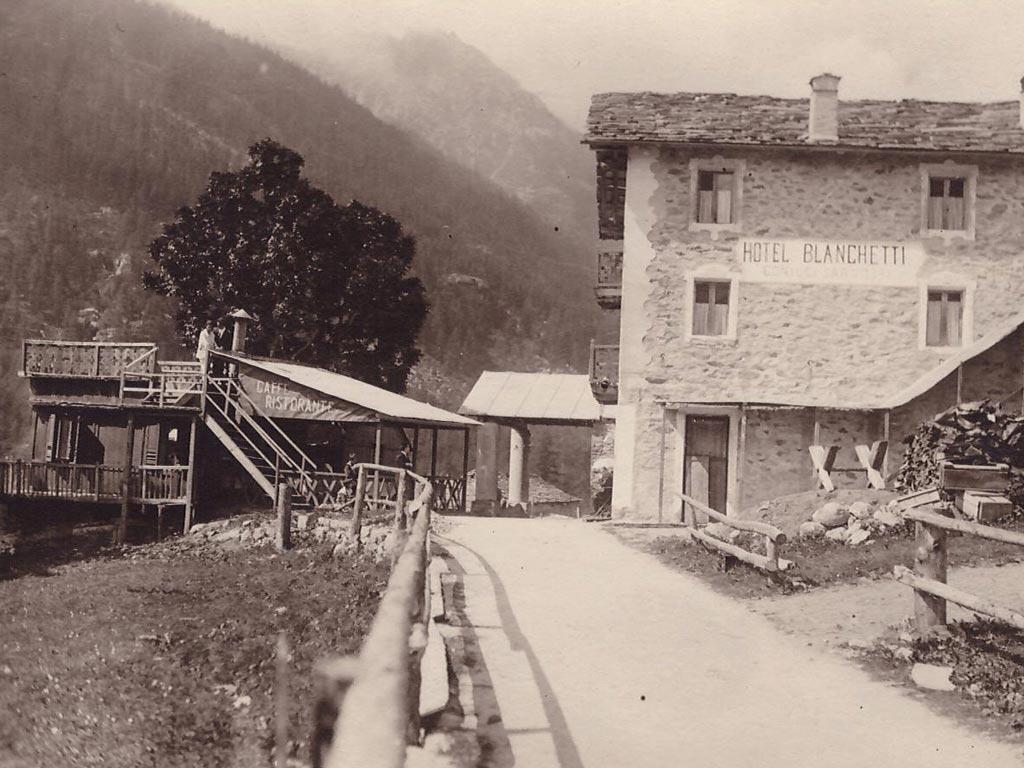 hotel blanchetti