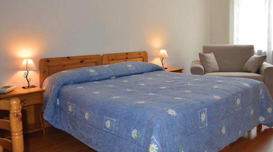 Dreibettzimmer (doppia con letto aggiunto)